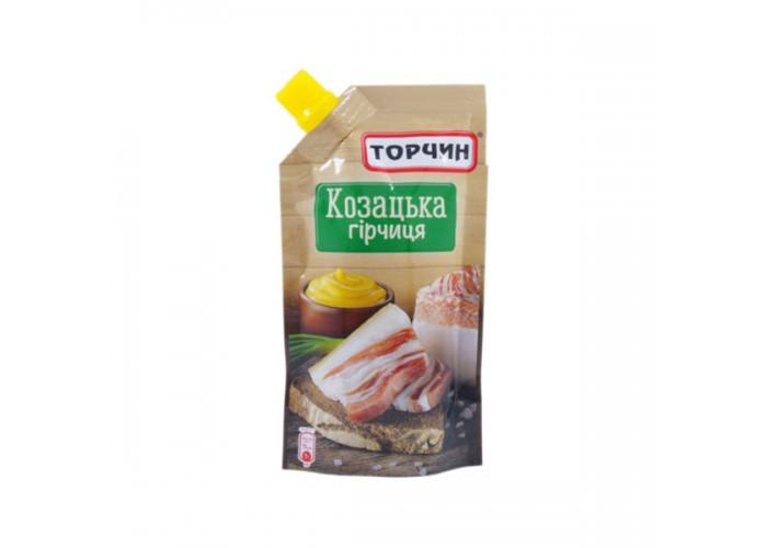 """ГІРЧИЦЯ КОЗАЦЬКА 130г ТМ""""Торчин"""""""