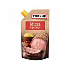 """ГІРЧИЦЯ МІЦНА 130г ТМ""""Торчин"""""""