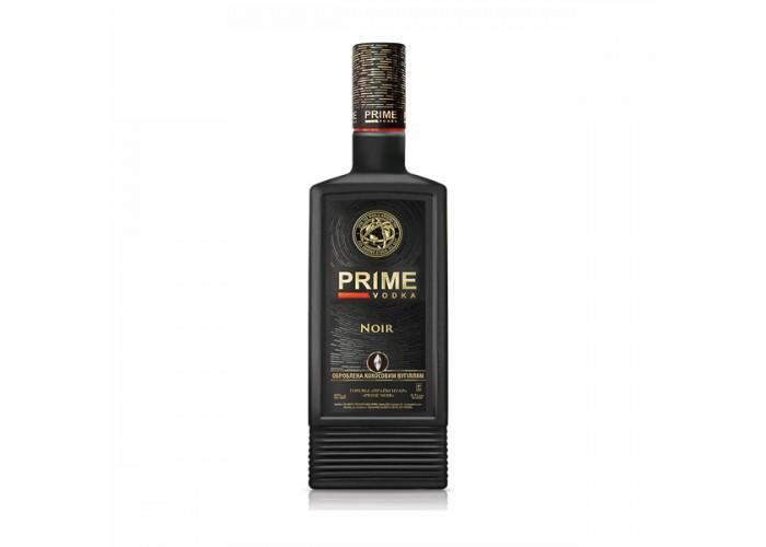 "ГОРІЛКА NOIR 40% 0.5л ТМ ""PRIME"""