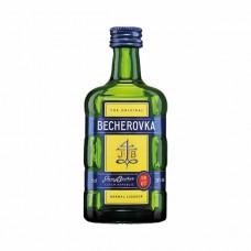 "НАСТІЙКА ЛІКЕРНА 38%  0,5Л ТМ ""BECHEROVKA"""